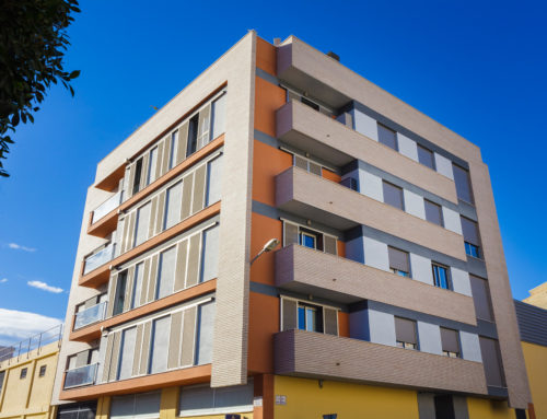 Edificio 14 viviendas C/Juan de Austria