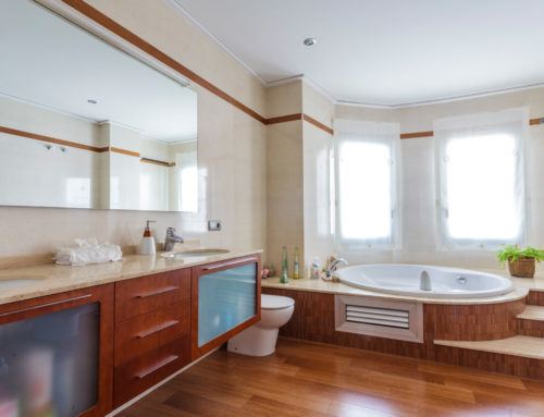 Unifamiliar – baño