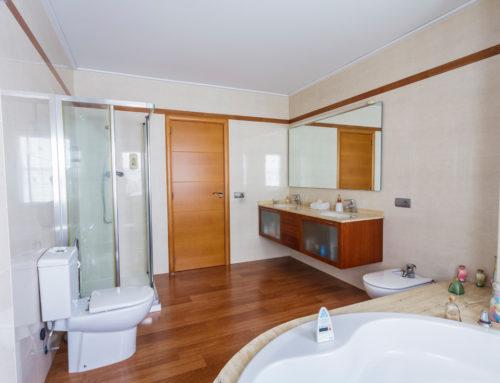 Unifamiliar-baño